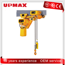 0.5ton Portable Used Low-Headroom electric chain hoist