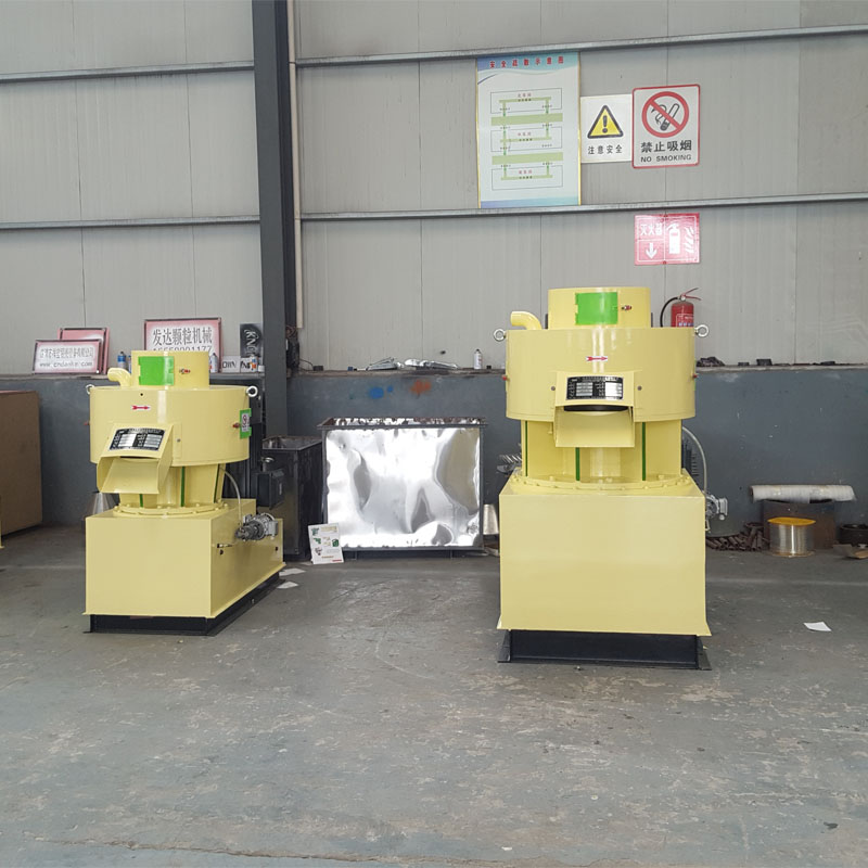 Large type wood pellet mill for sale