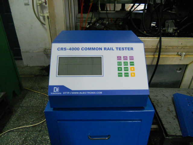 CRS-4000 COMMON RAIL SYSTEM TESTER for Injector and pumps