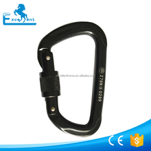 Aviation Aluminum climbing carabiner 2600KG