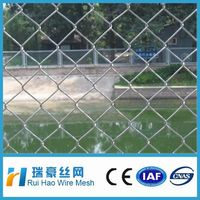Movable chain link fence (Hot Sale !)