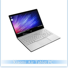 2016 Hot Sales xiaomi mi notebook air 12.5 inch 1080P intel Core M3 6Y30 4G LPDDR3 128G SSD xiaomi xiomi laptop