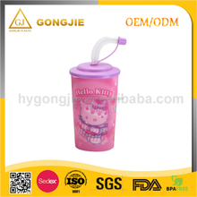 environmental printing cup reusable cups plastic cups