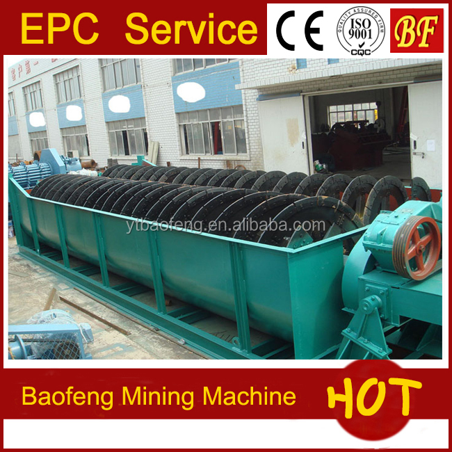 Mining classifier Hot sale in Venezuela from Chinese factory