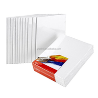 high quality CANVAS PANELS canvas pad Artist Canvas Panel Boards for Painting