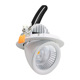 Factory direct-sales 10W 20W 30W available COB recessed ceiling light led gimbal downlight for commercial Lighting
