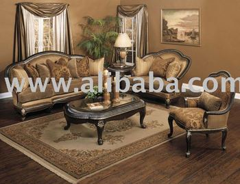 Alicia Cleopatra Sofa Set