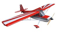 "rc airplane fuselage Super Decathlon 96"" V2 super spinning top toys"