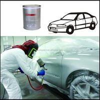 Car paint usage body filler poly putty for car repair