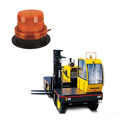 Vehicle Warning Strobe Beacon Light Led Emergency Lights Forklift Trucks /Vehicles/Forklifts With DC 10-80V (Amber)