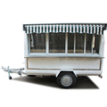 Yieson Custom Concession Food Trailer