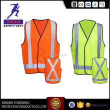 Wholesale Hot Selling Roadway High Visibility Safety Vest