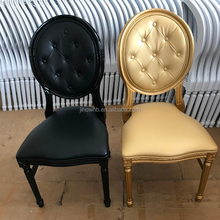 Royal Gold Queen Throne Chairs for Wedding