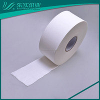 Wholesale Custom Strong Water Absorption Jumbo Roll Toilet Paper