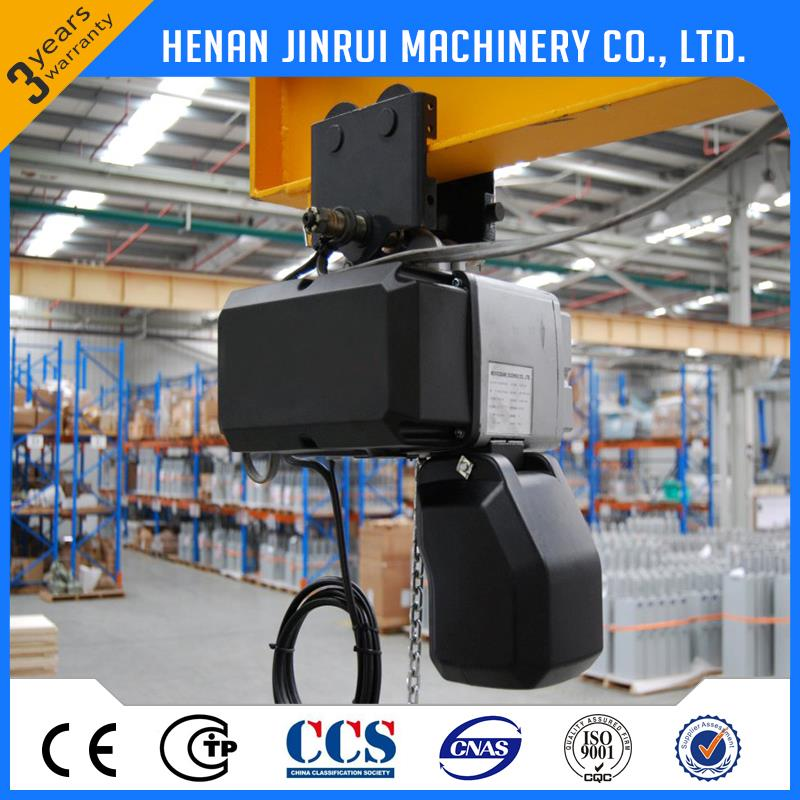 Convenient Lifting Tool Small Electric Chain Hoist