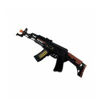 Custom toy gun plastic injection moulding for children's toy guns