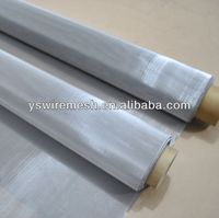 stainless steel woven cloth/ss mesh cloth/stainless steel plain weave screen mesh
