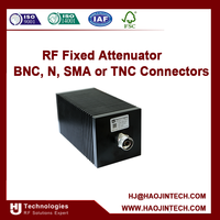 50W attenuator N male to N female Port r,good price Fiber Optic Attenuator