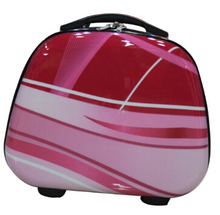 Big brand design hot sale polycarbonate PC travel trolley luggage,Aluminium trolley makeup case