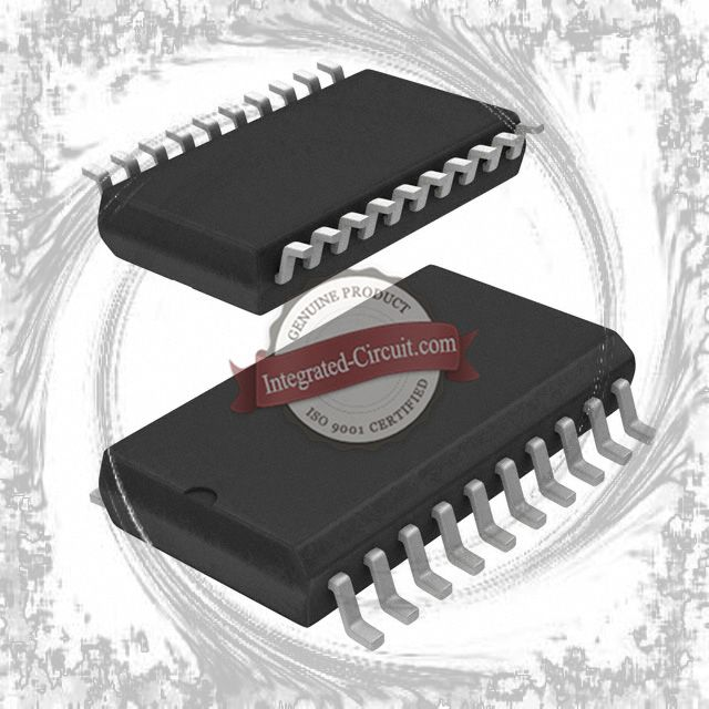(IC AUDIO PROCESSOR BASIC 20 SOIC) TDA7433D