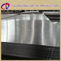 G350 SPHC Zink Metal 14 Gauge Galvanized Steel Sheet