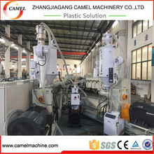 2017 hot selling pe pipe extrusion line /making machine