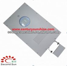 new led products 2014 photovoltaic IP66 solar street lighting pole 10m with 5 years warranty
