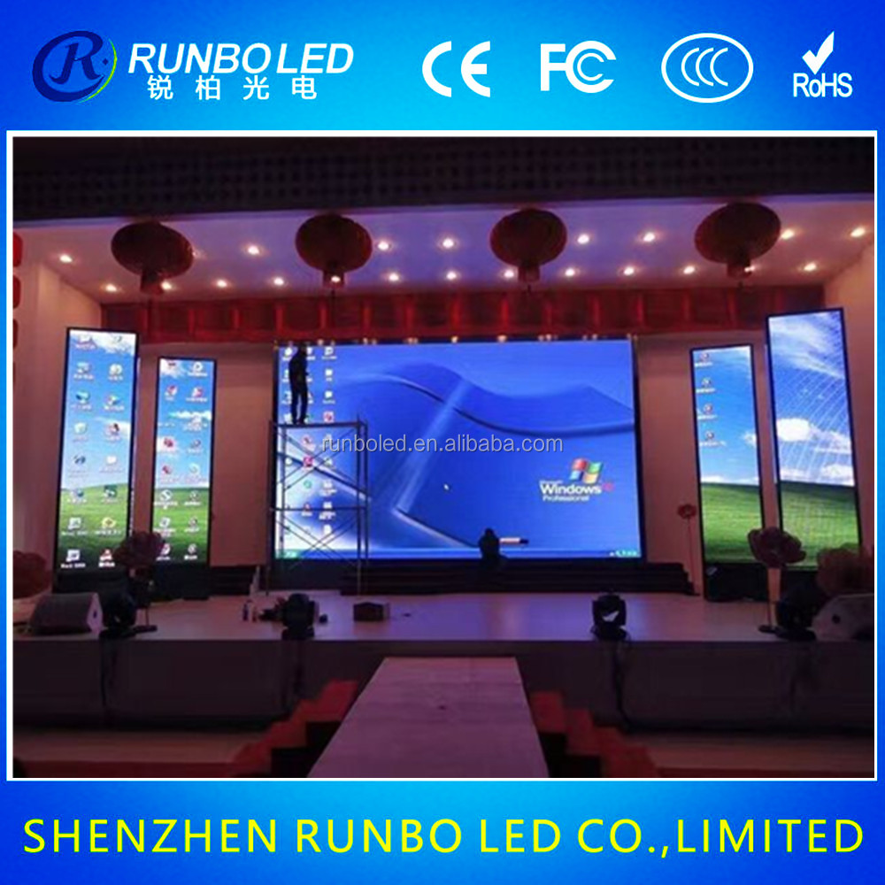 led screen rental replacement for tv spare parts
