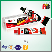 Low price guaranteed quality DY-M1215 high temperature silicone sealant