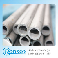 ASTM A 312 TP 310S seamless 28mm diameter stainless steel pipe for heat exchanger
