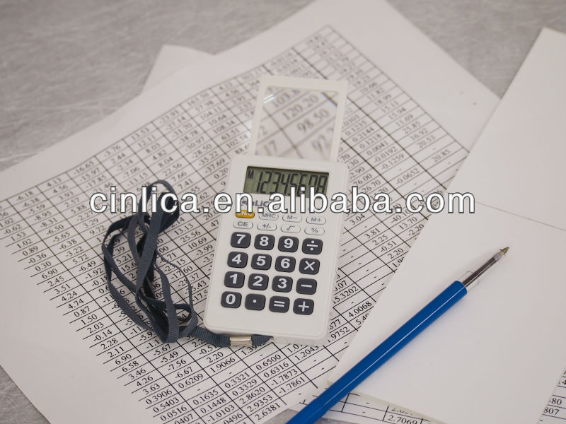 cheap calculator for wholesell/necklace calculator for promotion