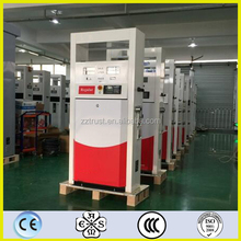 Single hose three line CNG dispenser for natural gas