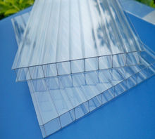 XINHAI transparent thermal insulation plastic roofing sheet for shed