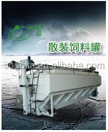 Bulk feed delivery tank