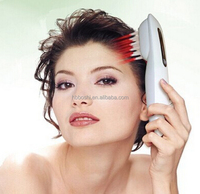 Professional rechargeable LLLT 650nm Hair regrowth hairmax comb laser diode hair loss treatment