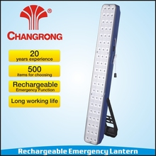 Emergency 6V rechargeable ceiling lamp led lights