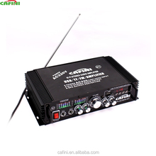 Stereo power car audio amplifier 4 channel output