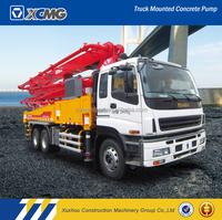 XCMG HB34K concrete trailer pump