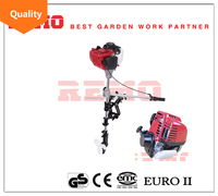 4 stroke 1.5 hp short shaft petrol outboard motor