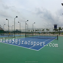Artificial Resurfaces Tennis Court Surfaces Sport Court Volleyball Multi Sport Flppr Taraflex Court