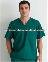 Men's Green Sleeve Solid prison uniforms
