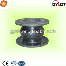 Expansion Joint Rubber Bellows PN16 with Flange