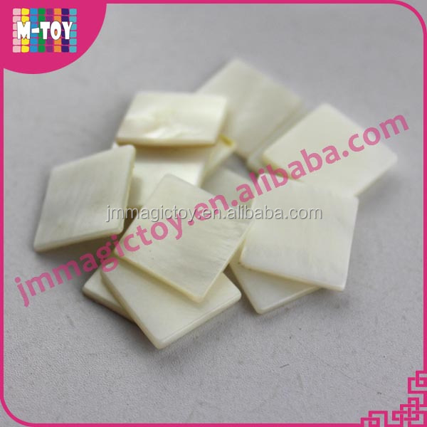 SA001 DIY Magic toy white sea shells