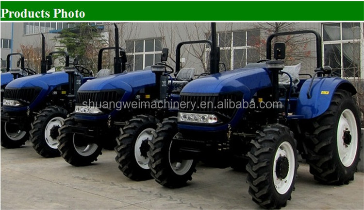 2017 Hot Sale ! Low fuel consumption ! 90HP 2WD farm tractor SW-900 for sale