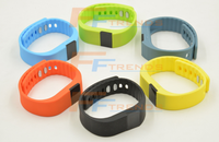 Newest Waterproof Android Watch Phone , Mobile Phone Accessories Bluetooth Wristband , Sports Wristband Bracelet Bluetooth