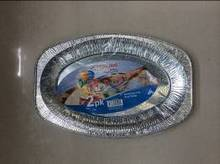 Eco-Friendly Large Bakery For Food Packing Aluminum Foil Tray