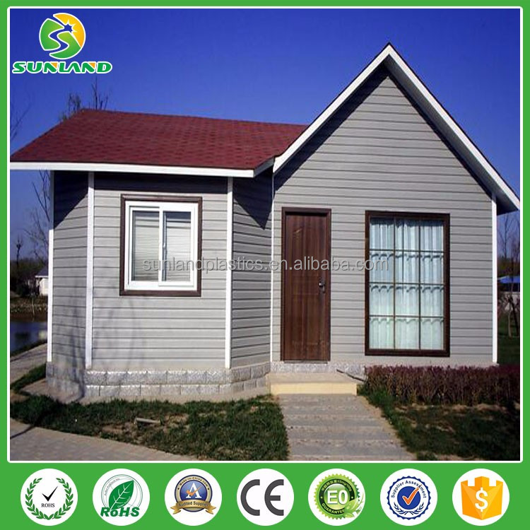 PVC vinyl siding Plastic exterior wall cladding Decorative vinyl Siding Yellow Vinyl Siding