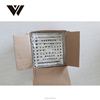 WELDON stainless steel linear trench drain cover