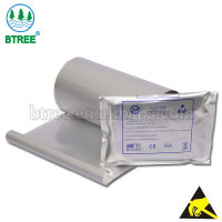 Btree Vapor Barrier Aluminum Foil Laminated Roll Film