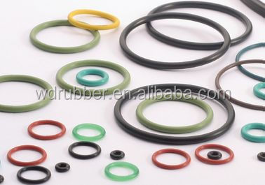 Excellent anti-chemical character rubber seal nbr o rings for petroleum industry